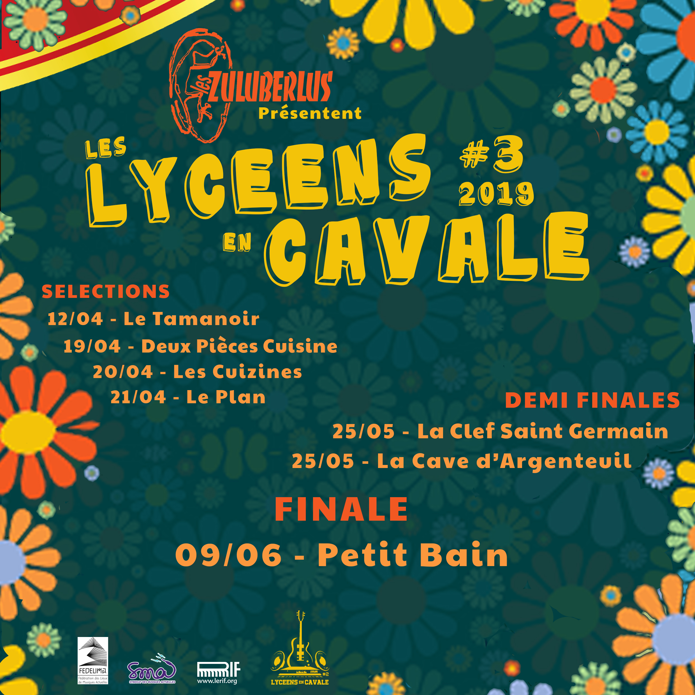 LES LYCYEENS EN CAVALE #3